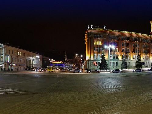 Транспортная обзорная экскурсия по Екатеринбургу