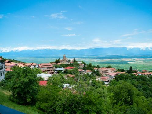 Кахетия - край вина и шашлыка