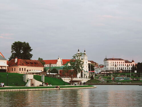 Минск - город мечты