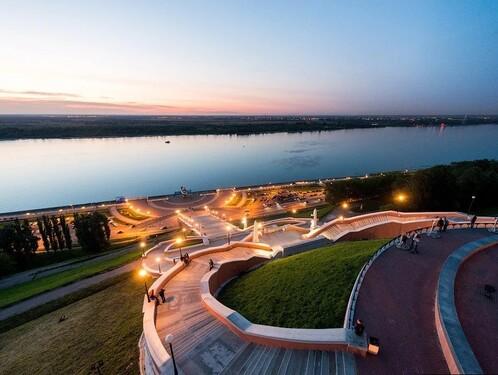 Нижний Новгород - за один день