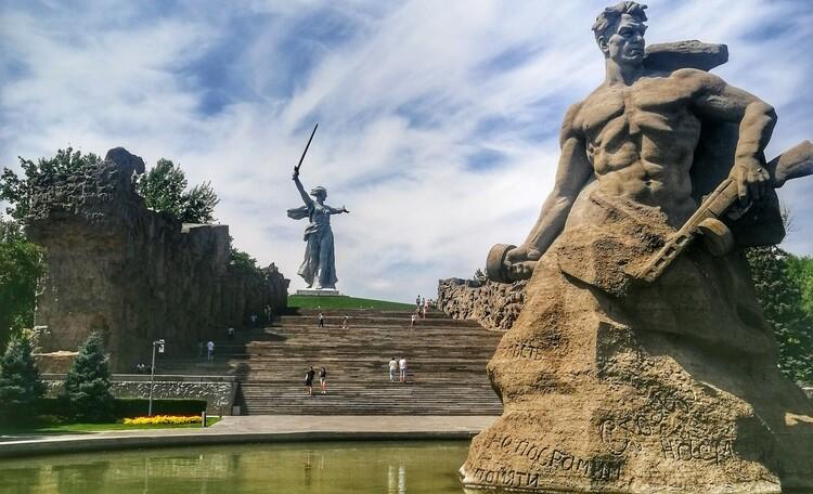 Главная высота России