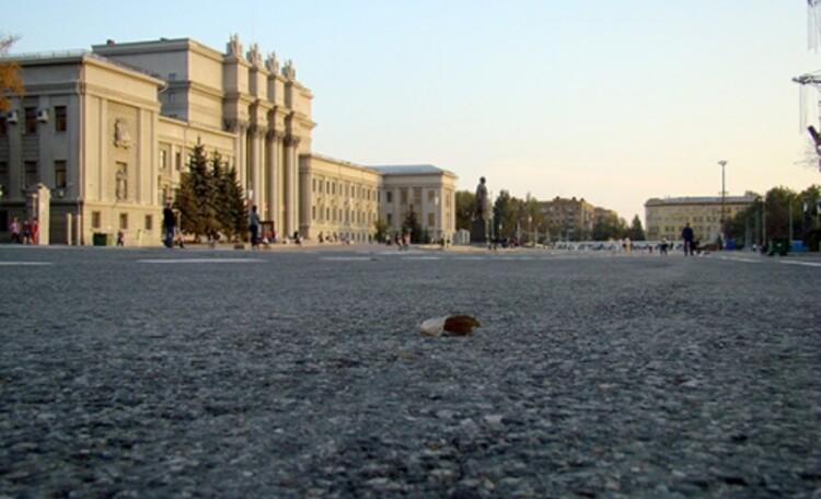 Куйбышев – столица СССР в годы Великой Отечественной Войны