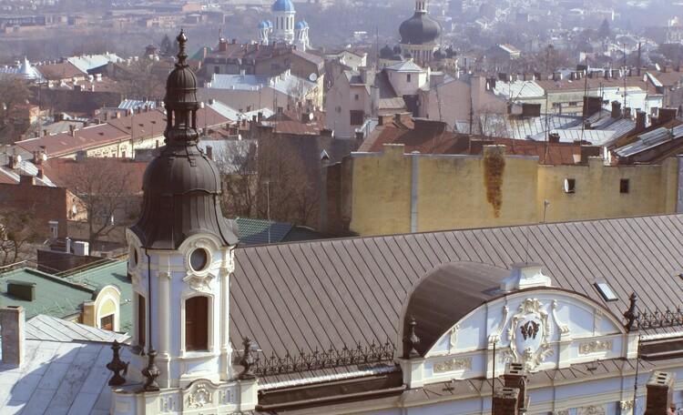 Черновцы: 6 столетий на перекрестке истории