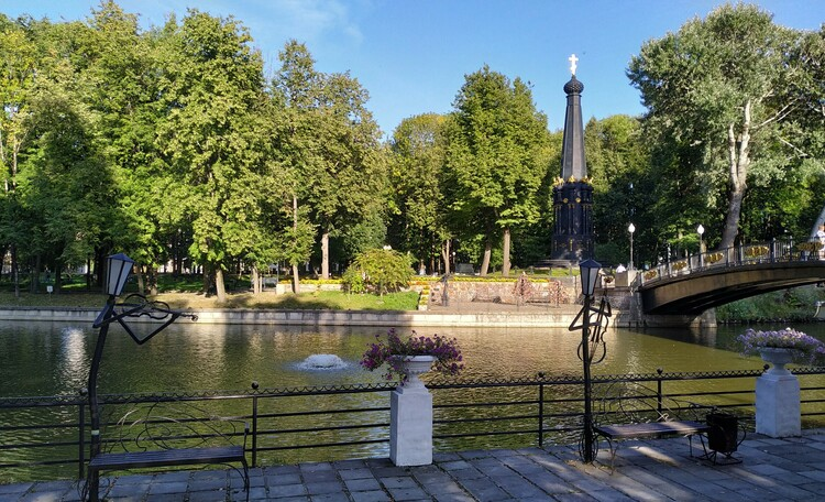 Смоленск — город-сказка