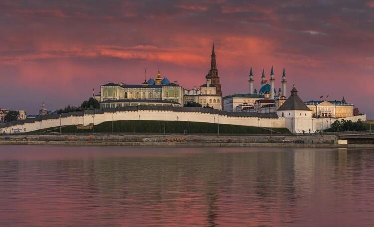 Поездка на остров-град Свияжск