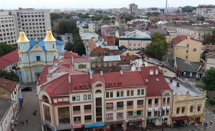 Івано-Франківськ – неквапливе місто для відпочинку