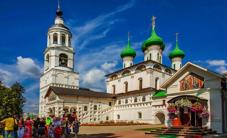 Исторический Толгский монастырь