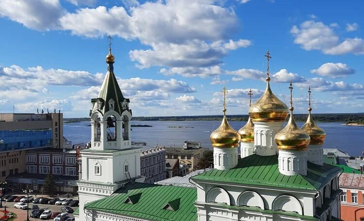 От тайн кремля к лучшей по красоте из всех улиц города - Рождественской