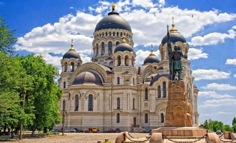 Индивидуальная обзорная экскурсия в Новочеркасск