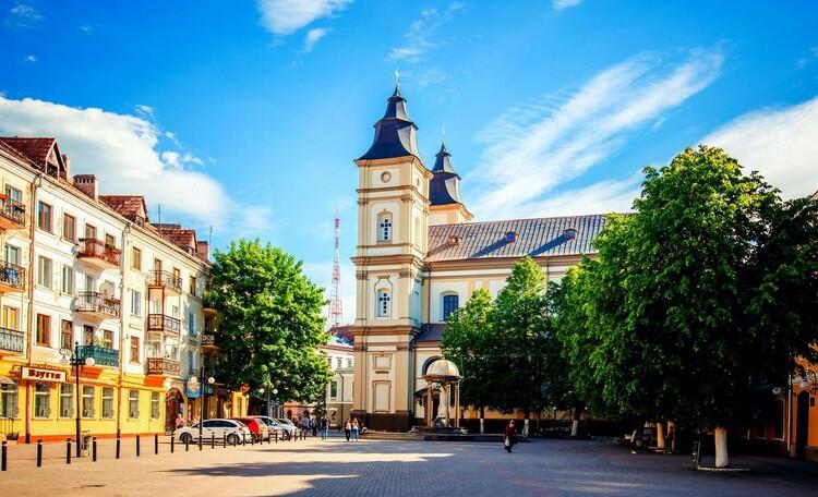Улицами Ивано-Франковска