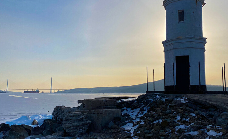 Владивосток с разных ракурсов