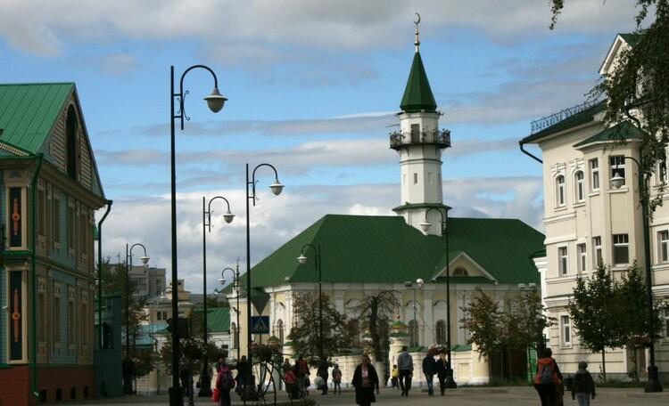 Экскурсия по Старо-Татарской слободе и набережной озера Кабан