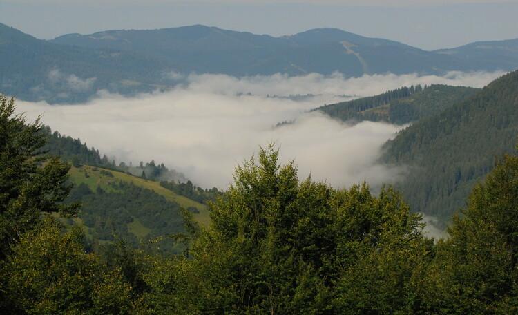 Вперёд в Карпаты – к высокогорному озеру Синевир