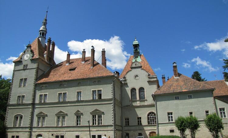 Замковое наследние Мукачевского района