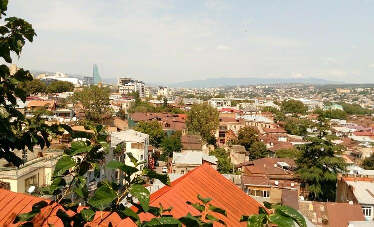 Путешествие во времени по Тбилиси
