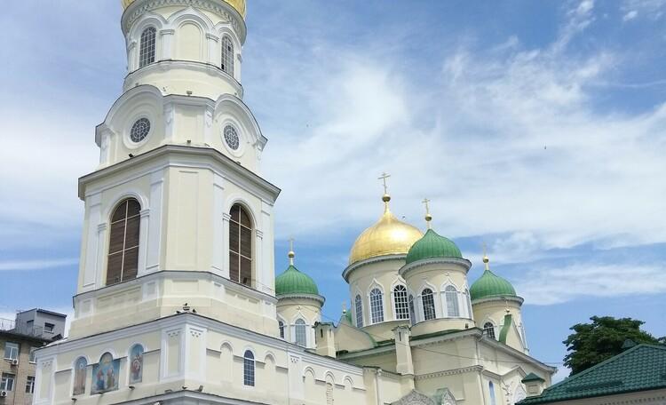 Знакомство с Днепром