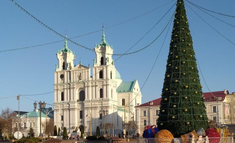 Рождественский и Новогодний Гродно