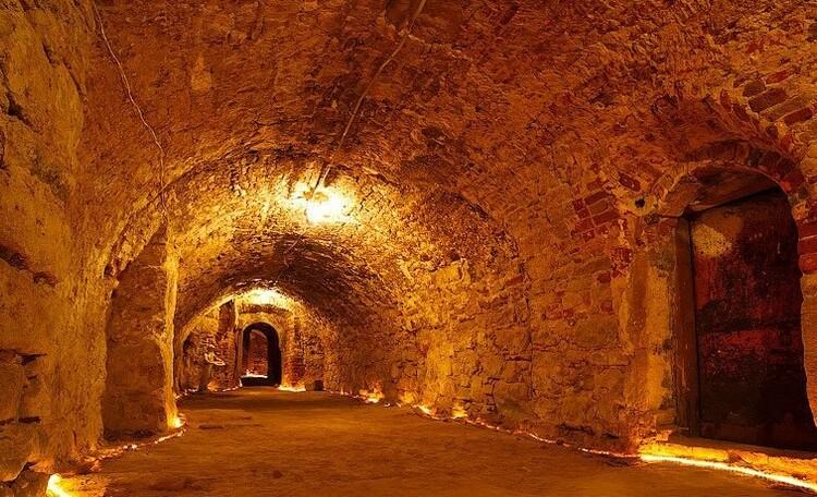 Тайны львовских подземелий