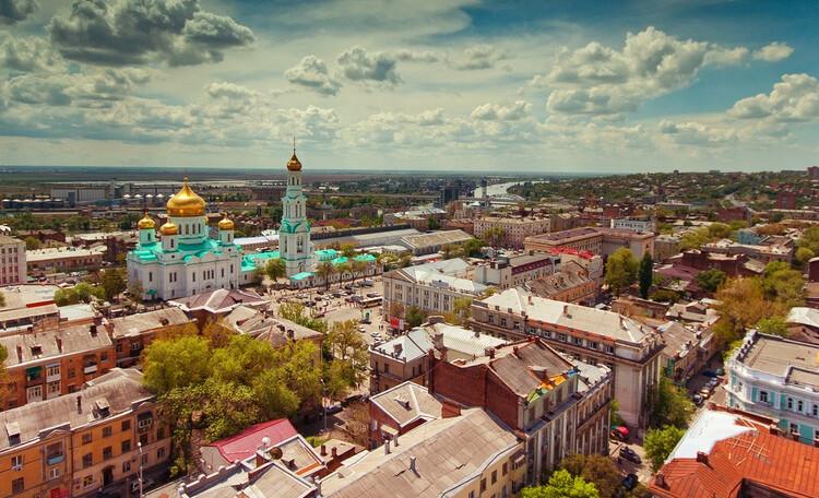 Обзорная экскурсия по Ростову-на-Дону