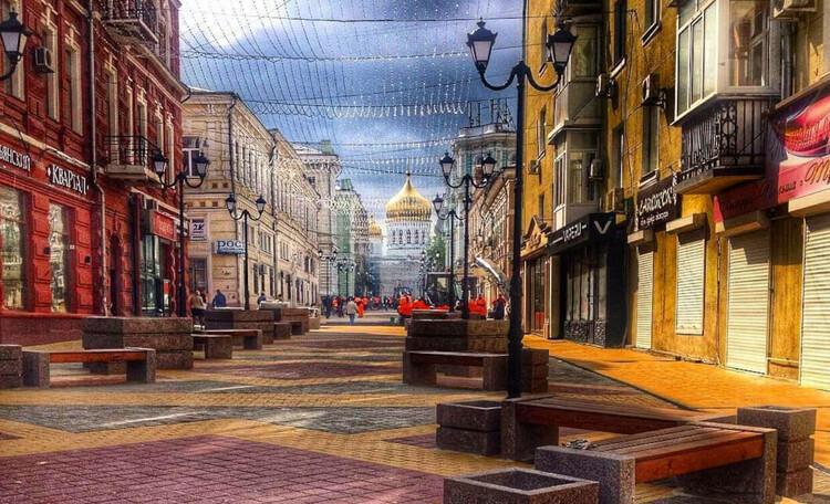 Пешеходная обзорная экскурсия по Ростову-на-Дону
