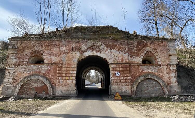 Неизвестная Брестская крепость
