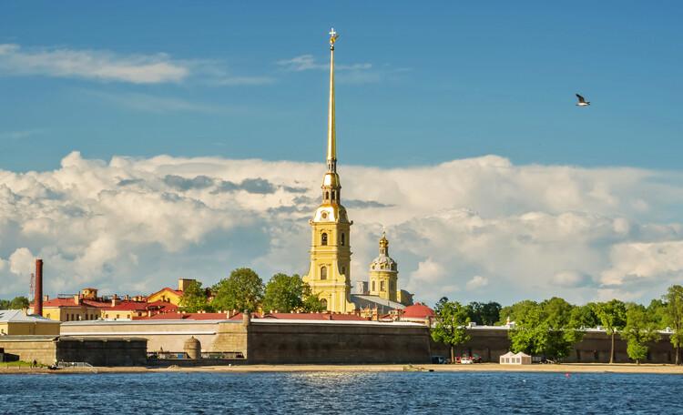 Петропавловская крепость: рождение города