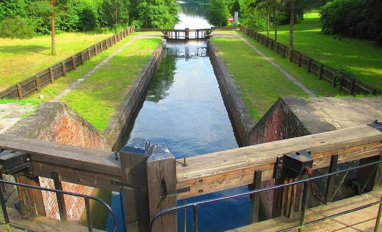 Августовский канал-чудо инженерной мысли 19 века