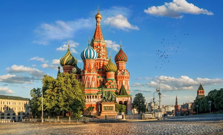 Красная площадь – сердце России (групповая экскурсия)