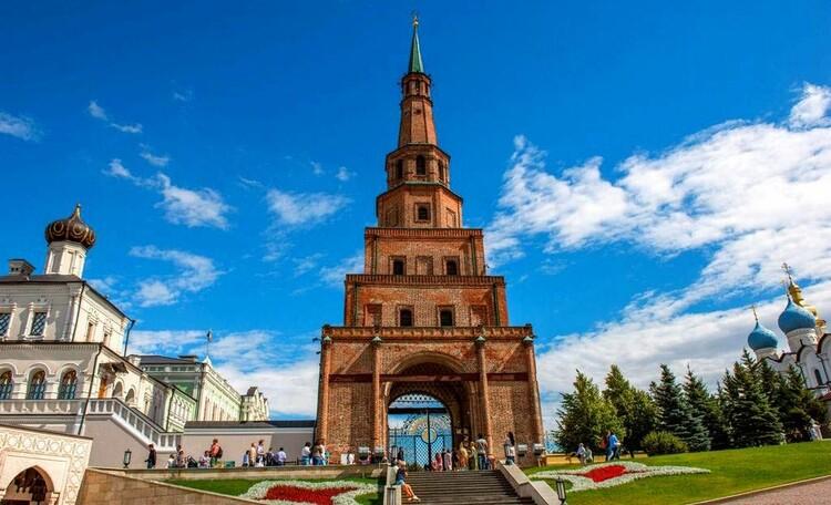 Тысяча и одна легенда тысячелетней Казани