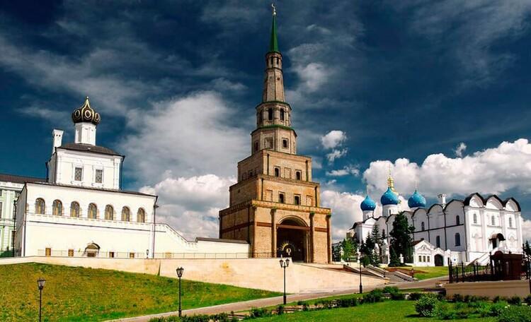 Раифский Богородицкий монастырь и Вселенский храм