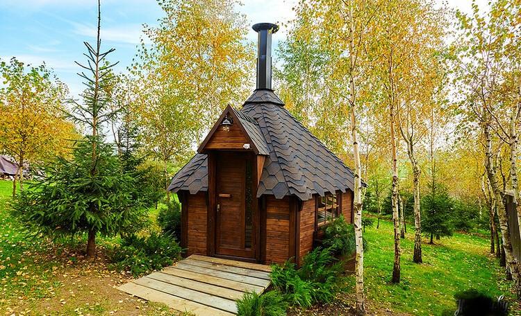 Домики  для двоих с бассейном и баней, Дом до 10 человек, квадроциклы, рыбалка , Гриль домик