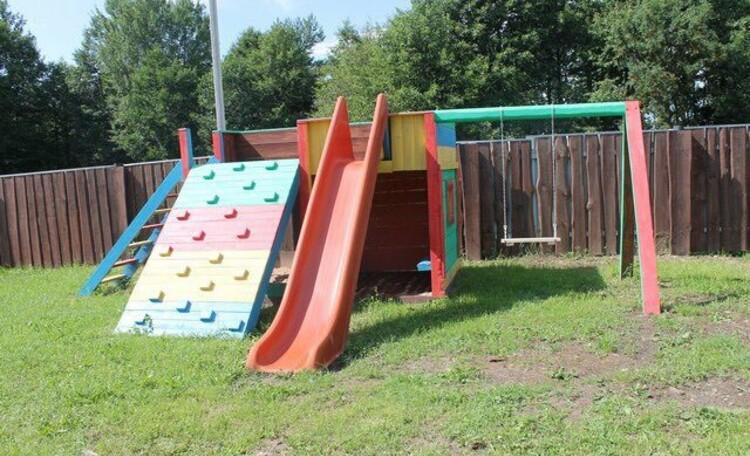 Агроусадьба «У Яся», Детский спортивный комплекс