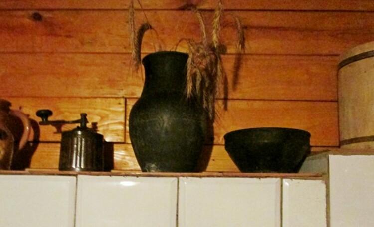 """Усадьба """"Сказка""""  в Беловежской пуще, Кухня."""