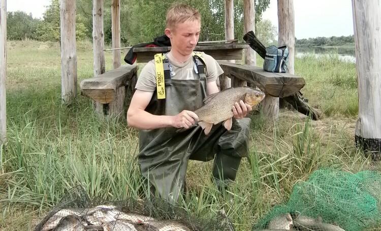 Агроусадьба «Богомазов Двор» это отдых и рыбалка на реке Припять
