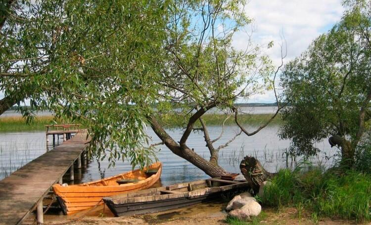 """Центр оздоровления и отдыха """"Полуостров сокровищ"""", Озеро Струсто"""