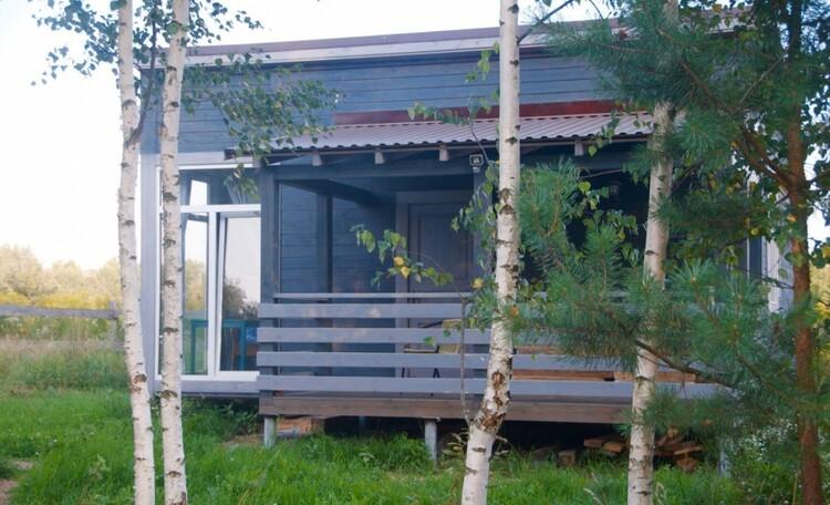 """Eco homestead """"Iznachalnoe"""", Дом Парус"""