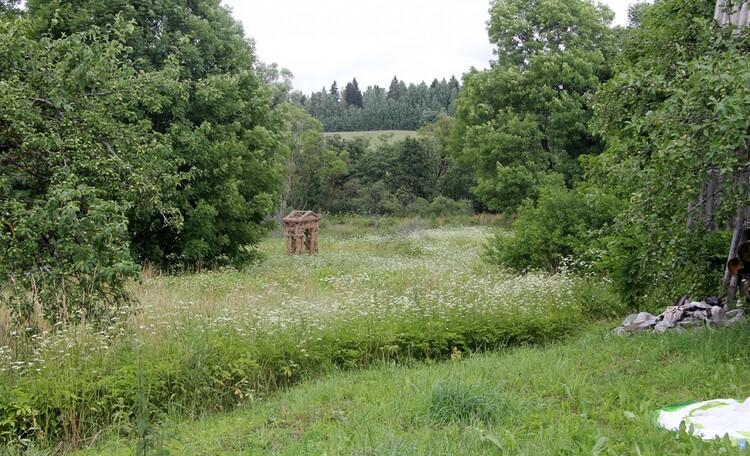 Агроусадьба «Арт-деревня Каптаруны», Арт-деревня Каптаруны. Соломенная брама