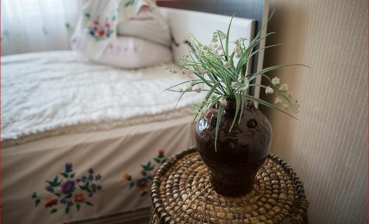 Владимирская усадьба, спальня 1