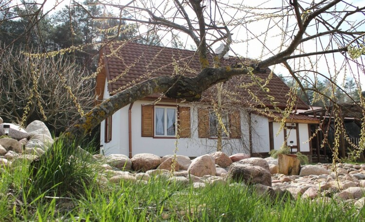 Агроусадьба «Павлиново», основной дом