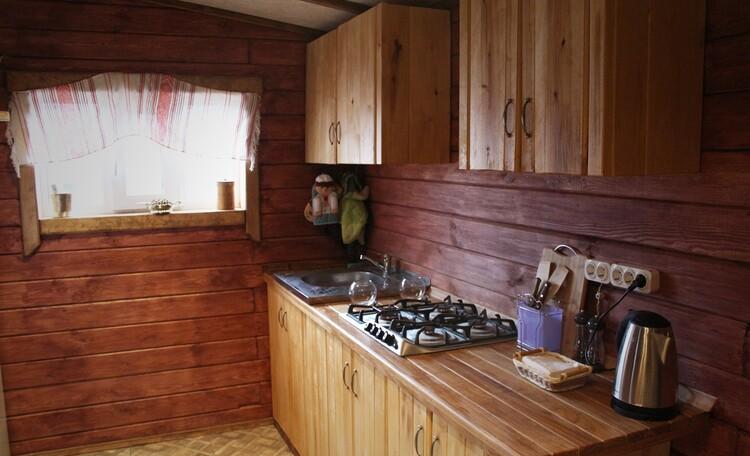 "Farmstead  ""Kupalie"" (""Midsummer""), кухня"