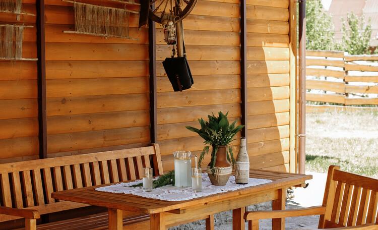 Агроусадьба «На просторе», Кто любит погорячее - русская баня