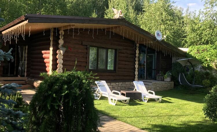 Домики  для двоих с бассейном и баней, Дом до 10 человек, квадроциклы, рыбалка , Домик#1 с баней бассейном и верандой