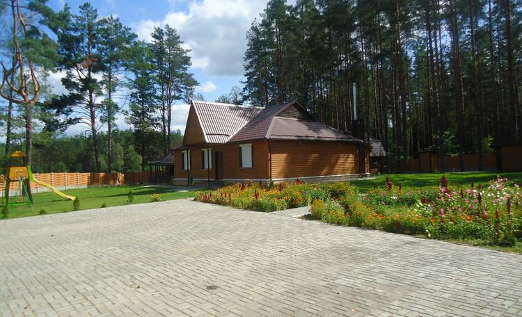 Домик охотника «Борисовский опытный лесхоз», охотничий домик