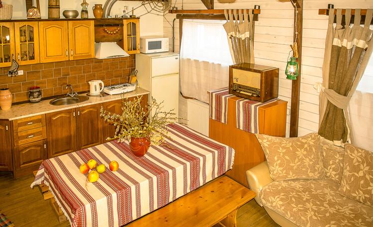 Усадьба «Беловежское поместье», апартаменты Покои шляхтича