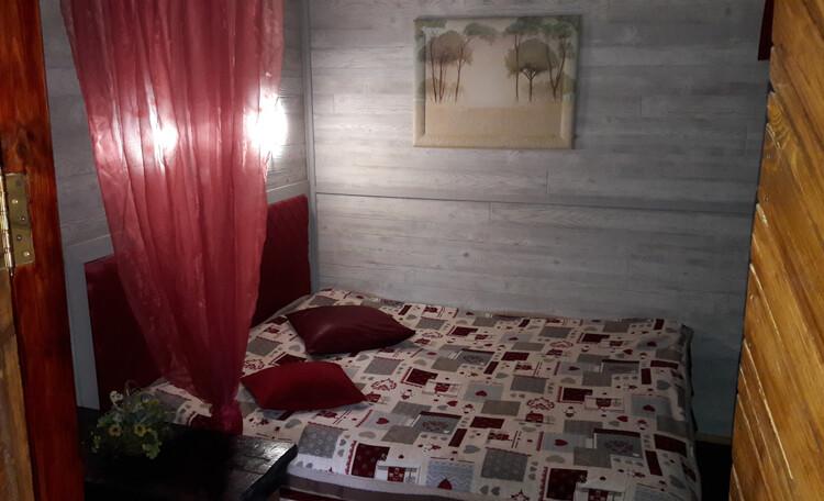 Березовый рай - отличное место для самоизоляции!, 1-ая спальня