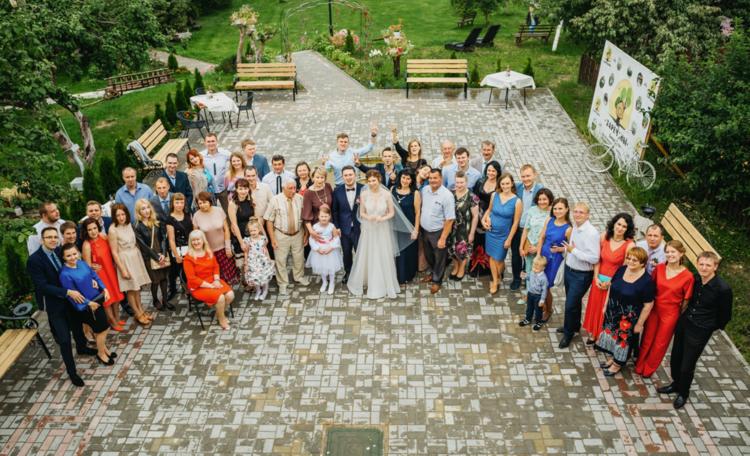 Большая усадьба Свадьба 2019 Банкет декор ночлег завтрак!