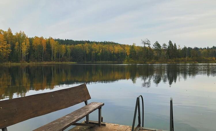 Агроусадьба возле голубых озер «Хутор близ Грумбинентов»