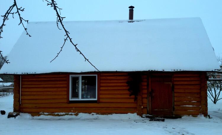 "Farmstead ""Boginskaya skazka"" (""Boginskaya tale""), Банька"