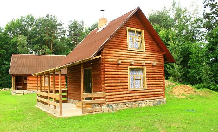 Агроусадьба «Мечта», Малый дом до 5 человек.