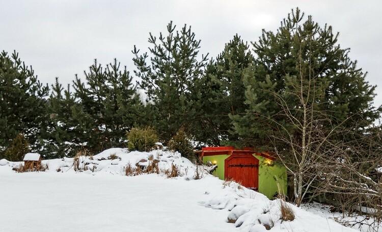 Агроусадьба «Family holiday», Детский  домик